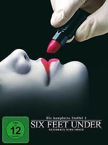 Six Feet Under - Gestorben wird immer, Die komplette erst... | DVD | Zustand gut