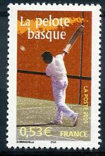 STAMP / TIMBRE FRANCE NEUF N° 3775 ** LA PELOTE BASQUE