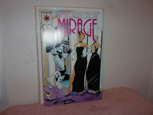 VINTAGE (NEW) VALIANT COMIC  SECOND LIFE OF DOCTOR MIRAGE # 6  .1994.......#452