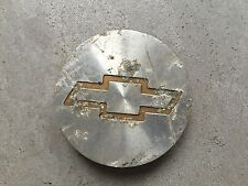 1X CHEVROLET CHEVY S10 ALLOY WHEEL CENTRE HUB CAP EMBLEM BADGE PLASTIC 15661129