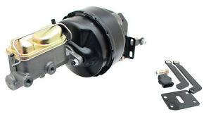 """Mopar 8"""" Dual Power Brake Booster Kit for Fullsize Chrysler Cars, Dodge Trucks"""