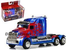 Voitures, camions et fourgons miniatures bleus Jada Toys 1:32