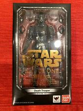 S.H. Figuarts SHF Star Wars Rogue One DEATH TROOPER Brand New AUTHENTIC
