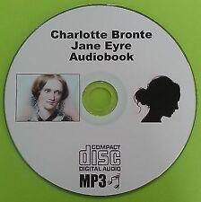 Jane Eyre Audio Book MP3 CD Charlotte Bronte