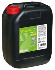 ACEITE MOTOSIERRA motorsägenöl Alto Rendimiento Bio Aceite Cadena 5l