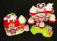 My Little Pony Ponyville Sundae Ferris Wheel Musical Lights Sounds+ sweet shoppe
