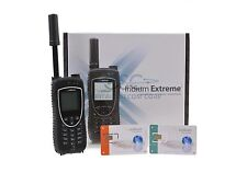 Iridium 9575 Extreme Satellite Phone with FREE SIM cards Pre-paid & Post-paid