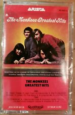 NEW - The Monkees / The Monkees GreatestHits / Cassette Tape