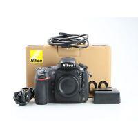 Nikon D800 + 118 Tsd. Auslösungen + Sehr Gut (230660)