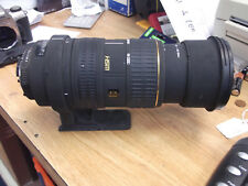 Sigma 50-500mm F/4-6.3 APO DG EX HSM Nikon