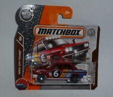 Matchbox '70 Datsun 510 Rally (2017)