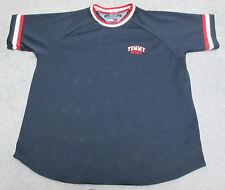 Vintage Tommy Hilfiger Sport 90's Men's Size L Short Sleeve Jersey Style Shirt