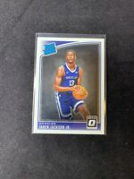 2018-19 Jaren Jackson Jr. Panini Optic Rated Rookie #188 Grizzlies