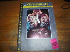 Prospekt Sales Brochure  Gummikuh 1992 Motorrad Moped Mokick Moped Roller DKW