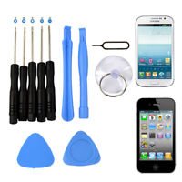11Pcs/Set Cellphone Opening Pry Repairing Tools for iPhone 6/6plus Android Phone