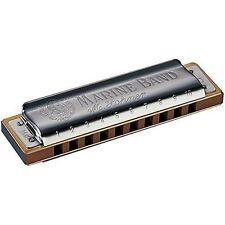 HOHNER M1896116x Marine Band Classic BB Harmonica