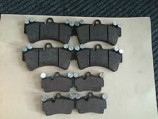 AUDI Q7 3.0 3.6 4.2 TDI TFSI  FRONT & REAR BRAKE PADS  SET