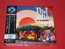 THE WHO Live In Hyde Park JAPAN DVD + 2 SHM CD EDITION DIGIPAK