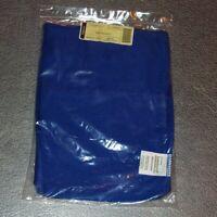 Longaberger Bright Cornflower MEDIUM MARKET Basket Liner ~ Brand New in Bag!
