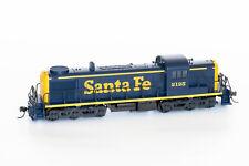 ATLAS SANTA FE ALCO RSD 4/5 Diesel Locomotive #2125 AT&SF HO Scale