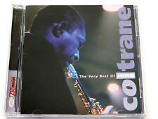 John Coltrane - The Very Best Of John Coltrane  - 2000 Compilation - NM CD