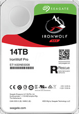Seagate IronWolf Pro 14 To ST14000NE0008  Disque dur 3.5  14 To