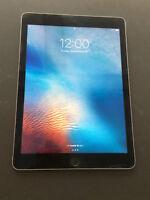 "Apple iPad Air 2 64GB WiFi Space Gray, Black 9.7"" tablet"