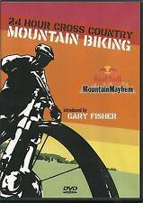 24 Hour Cross Country - Redbull Mountain Biking Mayhem INTRODUCED BY GARY FISHER