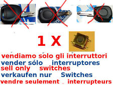 SOLAMENTE 1 interruptor recambio llave RENAULT MEGANE CLIO LAGUNA de 1