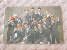 (ver. Group) All Member EXO 1st Album Repackage Growl Big Photocard K-POP TYPE A