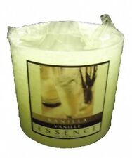 Colony Vanilla Essence Candle 7cm a Refreshing Vanilla Scent for Your Home