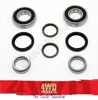 Rear Wheel Bearing kit/SET - Suzuki Sierra 1.0/1.3 Maruti Drover Jimny 1.3 (81+)