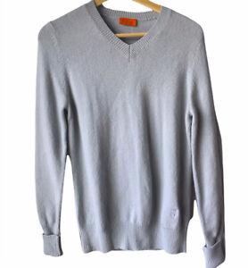 🌸Pringle of Scotland Jumper Sweater Size Medium Blue🌸.