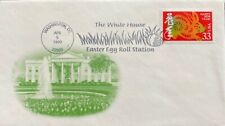 The White House 1999 Easter Egg Roll First Day Cover