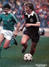 KENNY DALGLISH POSTER PAGE . KING KENNY LIVERPOOL FC SCOTLAND FOOTBALL