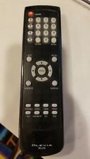 SYNTAX OLEVIA RC-LTE LCD TV REMOTE CONTROL ORIGINAL OEM TESTED WORKING