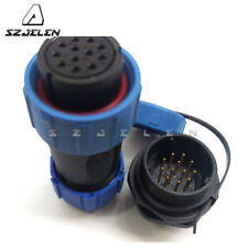 SP21, electrical power connectors 12-pin,Automation equipment cable connector