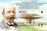JERSEY 2003 CENTENARY OF POWERED FLIGHT MINIATURE SHEET MNH