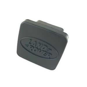 """Land Rover Tow Hitch Towing 2"""" Receiver Black Plug Genuine Discovery D2 Range"""