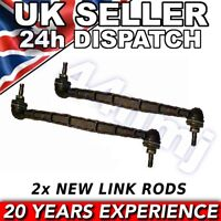 JAGUAR  FRONT ROLL BAR DROP LINK RODS Plastic x 2