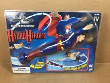 DC Justice League Superman Hydro Heroes - As Seen On TV - Rare!!!
