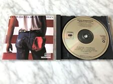 Bruce Springsteen Born in The USA CD DADC PRESS Columbia CK 38653 DIDP 20095 OOP