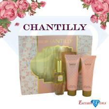 Dana Chantilly Ladies EDT 30ml, Body Lotion 75ml & Body Wash 75ml Gift Set