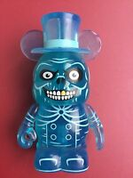 "DISNEY VINYLMATION 3"" HAUNTED MANSION SERIES 1 THE HATBOX GHOST TOY COLLECTIBLE"