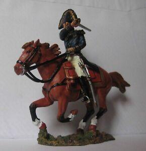 Soldat cavalier plomb Del Prado - Général Montbrun 1809 - Empire Napoléon