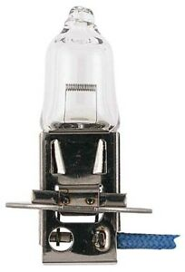 Narva Halogen Headlight Globe H3 PK22S 12V 55W 48321 fits Volvo 740 2.3 (744)...