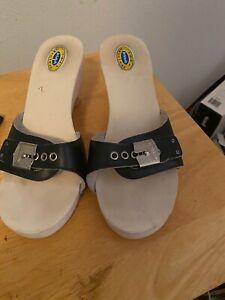 Dr Scholls Womens Sandals With 3 Inch Heel
