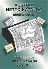 ANK-Austria Netto Katalog Briefmarken Österreich Spezialkatalog 2018/2019