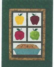 Mom's Apple Pie paper piecing quilt pattern by A Very Special Collection
