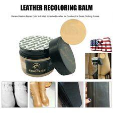 Leather Repair Cream Filler Compound Leather Restoration Cracks Burns Hole Wax